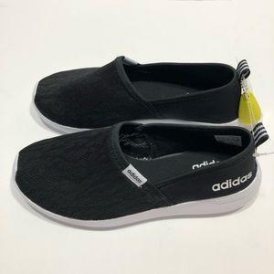 New Adidas Neo Cloudfoam Lite Racer Slip on